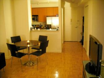 Trabalhar e Morar em Nova York - Apartmento em Manhattan