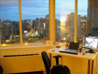 Trabalhar e Morar em Nova York - Apartmento com vista