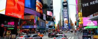 Excursão Glee em Nova York