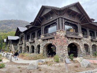 Passeio de Nova York para Bear Mountain - Bear Mountain Inn
