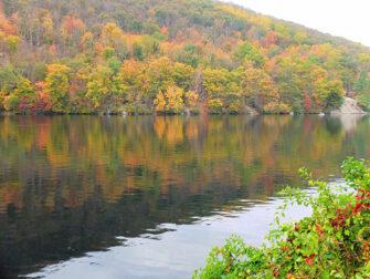 Passeio de Nova York para Bear Mountain - Cores de Outono
