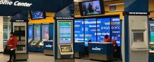 Transporte do aeroporto LaGuardia para Manhattan