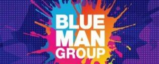 Ingressos para Blue Man Group em Nova York