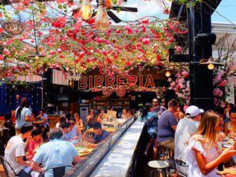 Restaurantes em Nova York - Birreria