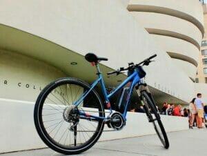 Aluguel de bicicletas em Nova York