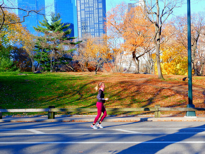 Corrida em Nova York