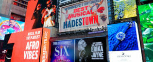 Theater District em Nova York