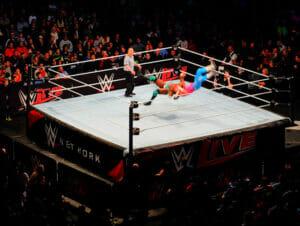 Ingressos para WWE Wrestling em Nova York