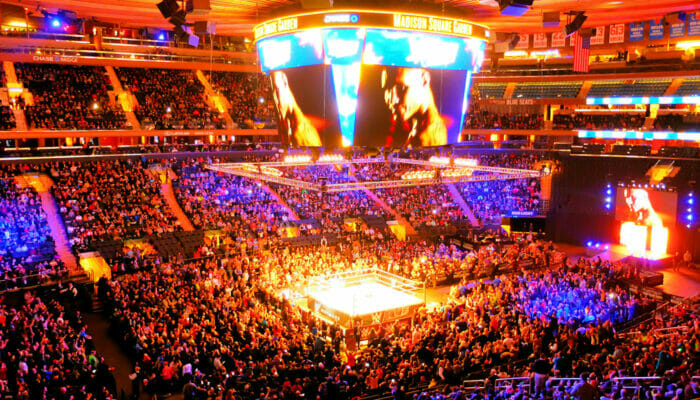 Ingressos para WWE Wrestling em Nova York - Lutadores