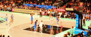 Ingressos para New York Liberty Basketball