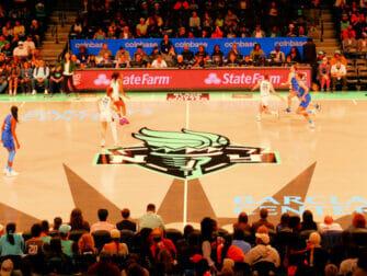 Ingressos para New York Liberty Basketball - Jogadoras