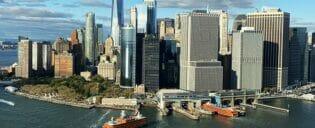 As melhores vistas de Nova York
