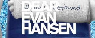 Ingressos para Dear Evan Hansen na Broadway
