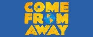 Ingressos para Come From Away na Broadway