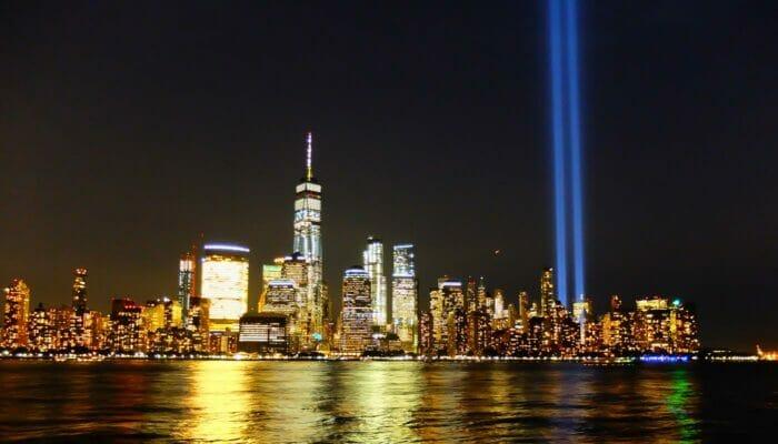 11 de Setembro em Nova York - Tribute in Light