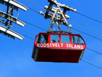 Roosevelt Island - Teleférico