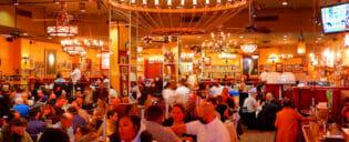 Carmine's Restaurante Familiar em Nova York