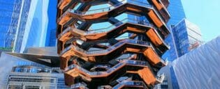 Hudson Yards Vessel em Nova York
