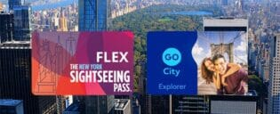 Diferença entre o New York Sightseeing Flex Pass e o New York Explorer Pass
