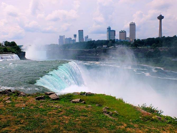 Passeio de Nova York para Niagara Falls de ônibus
