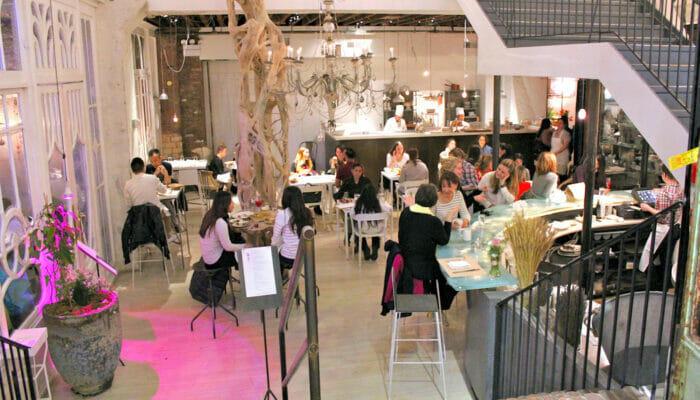 Restaurantes em Nova York - ABC Kitchen