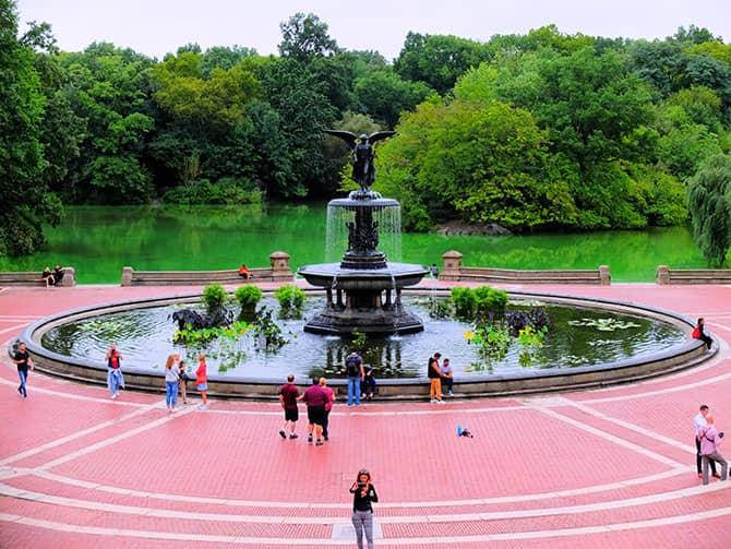 Tour de bicicleta elétrica em Nova York - Central Park