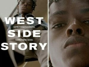 Ingressos para West Side Story na Broadway