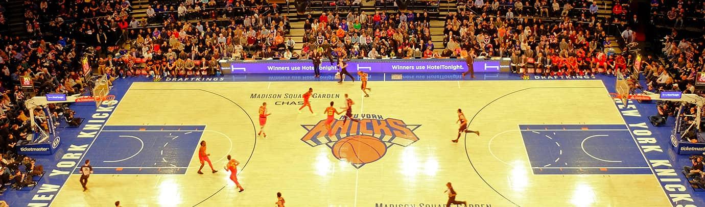 Basquete: New York Knicks