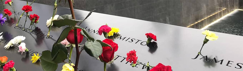 Tribute in Light no Memorial 11 de Setembro