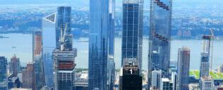 Hudson Yards em Nova York