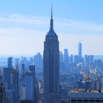 Top 10 em Nova York - Empire State Building