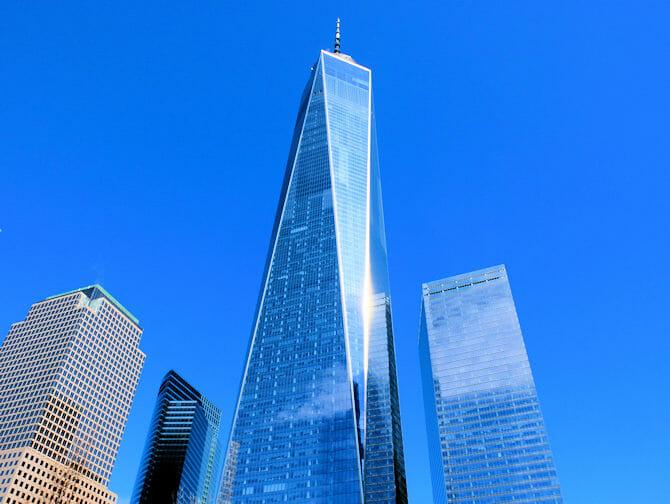 Diferença entre New York Sightseeing Flex Pass e Sightseeing Day Pass - One World Observatory