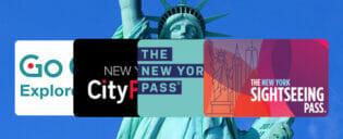 Comparação entre os Passes de Desconto de Nova York 2020