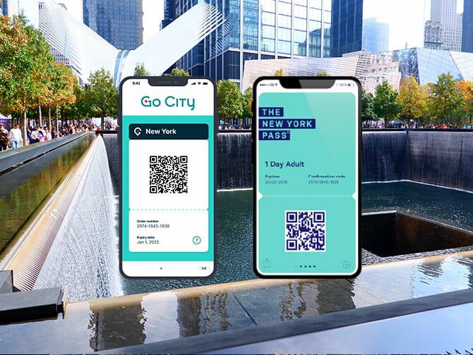 Diferença entre o New York Explorer Pass e o New York Pass
