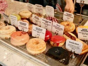 Donut Tour em Nova York