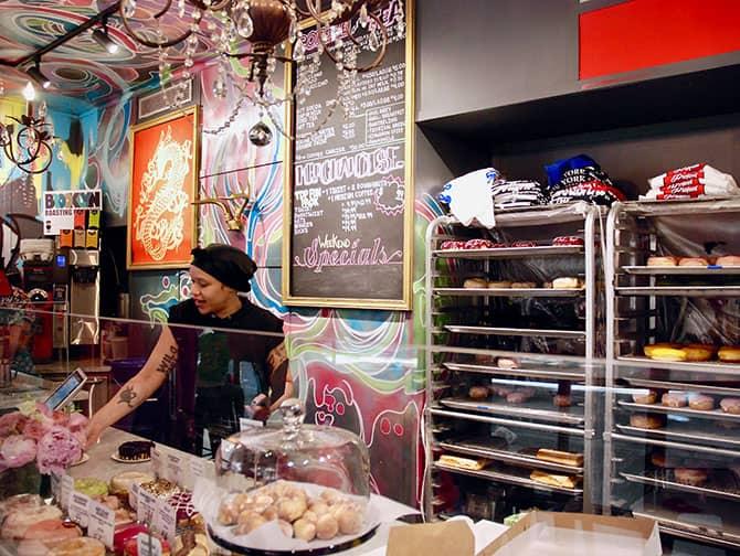 Donut Tour em Nova York - Doughnut Project