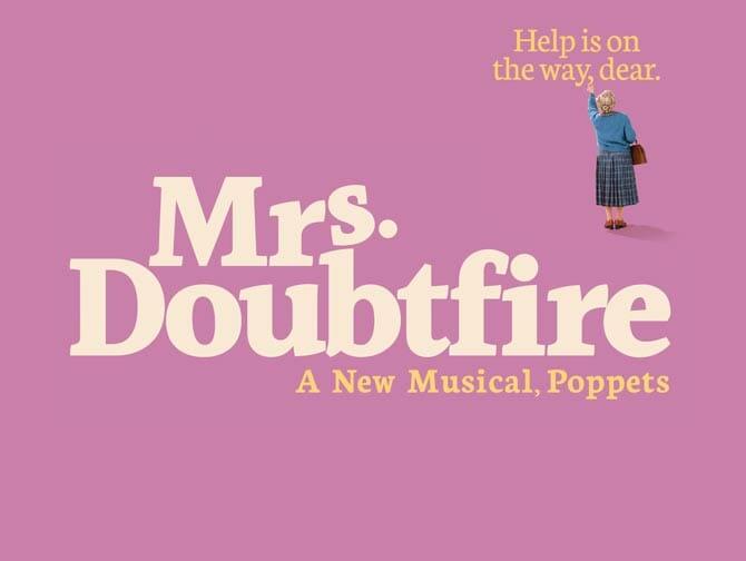 Ingressos para Mrs. Doubtfire na Broadway