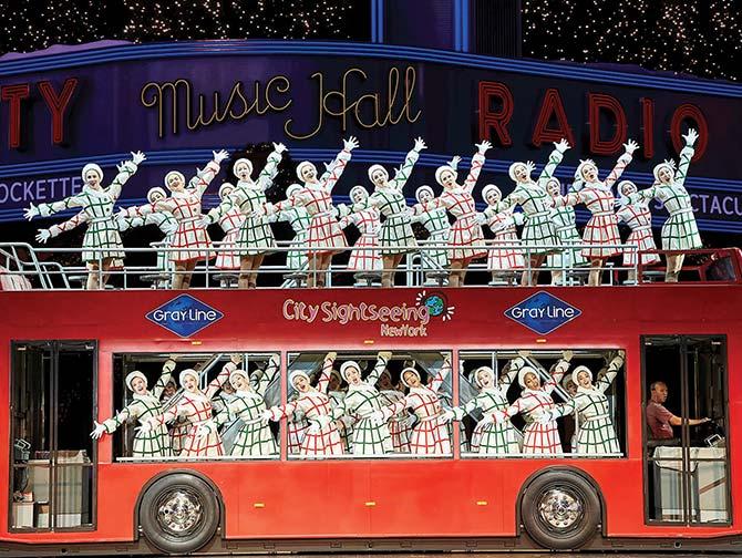 Ingressos para Radio City Christmas Spectacular em Nova York - Sightseeing