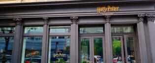 Harry Potter Store em Nova York