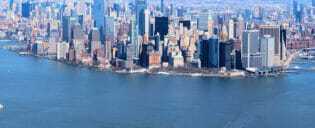 Passeios de helicóptero baratos por Nova York