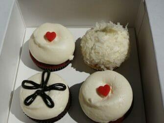Dia das Mães em Nova York - Georgetown Cupcakes