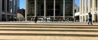 Lincoln Center em Nova York
