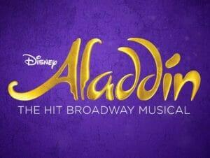 Ingressos para Aladdin na Broadway