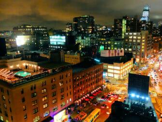 Meatpacking District em Nova York - Gansevoort Hotel
