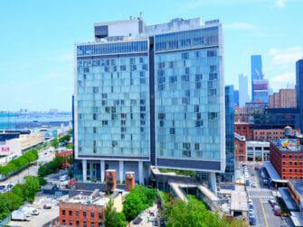 Meatpacking District em Nova York - Standard Hotel