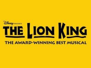 Ingressos para O Rei Leão na Broadway