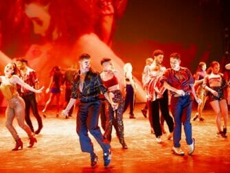 Ingressos para West Side Story na Broadway - Dança
