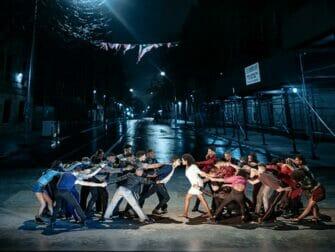 Ingressos para West Side Story na Broadway - Batalha Familiar
