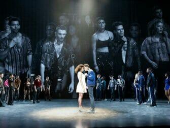 Ingressos para West Side Story na Broadway - Amor