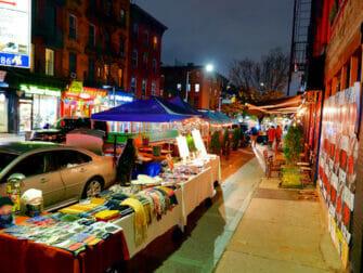 Williamsburg no Brooklyn - Bedford Avenue